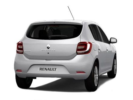 RENAULT SANDERO 1.0 EXPRESSION 16V FLEX 4P MANUAL 2017