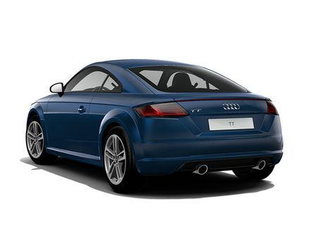AUDI TT 2.0 TFSI COUPÉ ATTRACTION 2P GASOLINA S-TRONIC 2017
