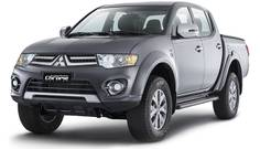 MITSUBISHI L200 TRITON 2.4 HLS CHROME 4X2 CD 16V FLEX 4P MANUAL