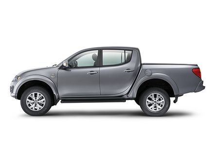 MITSUBISHI L200 TRITON 2.4 HLS CHROME 4X2 CD 16V FLEX 4P MANUAL 2017