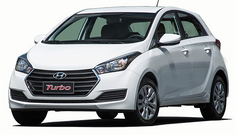 HYUNDAI HB20 1.0 COMFORT PLUS 12V TURBO FLEX 4P MANUAL