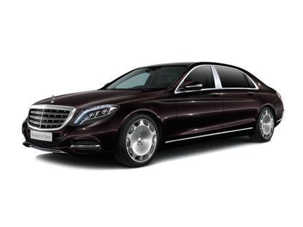 MERCEDES-BENZ S 500 4.7 V8 GASOLINA MAYBACH 9G-TRONIC 2017