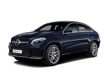 MERCEDES-BENZ GLE 400 3.0 V6 GASOLINA HIGHWAY COUPÉ 4MATIC 9G-TRONIC 2017
