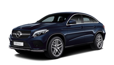 MERCEDES-BENZ GLE 400 3.0 V6 GASOLINA HIGHWAY COUPÉ 4MATIC 9G-TRONIC