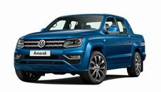 VOLKSWAGEN AMAROK 2.0 HIGHLINE EXTREME 4X4 CD 16V TURBO INTERCOOLER DIESEL 4P AUTOMÁTICO
