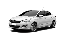 CITROËN C4 LOUNGE 1.6 THP FLEX ORIGINE BUSINESS BVA