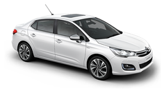 CITROËN C4 LOUNGE 1.6 THP FLEX EXCLUSIVE BVA